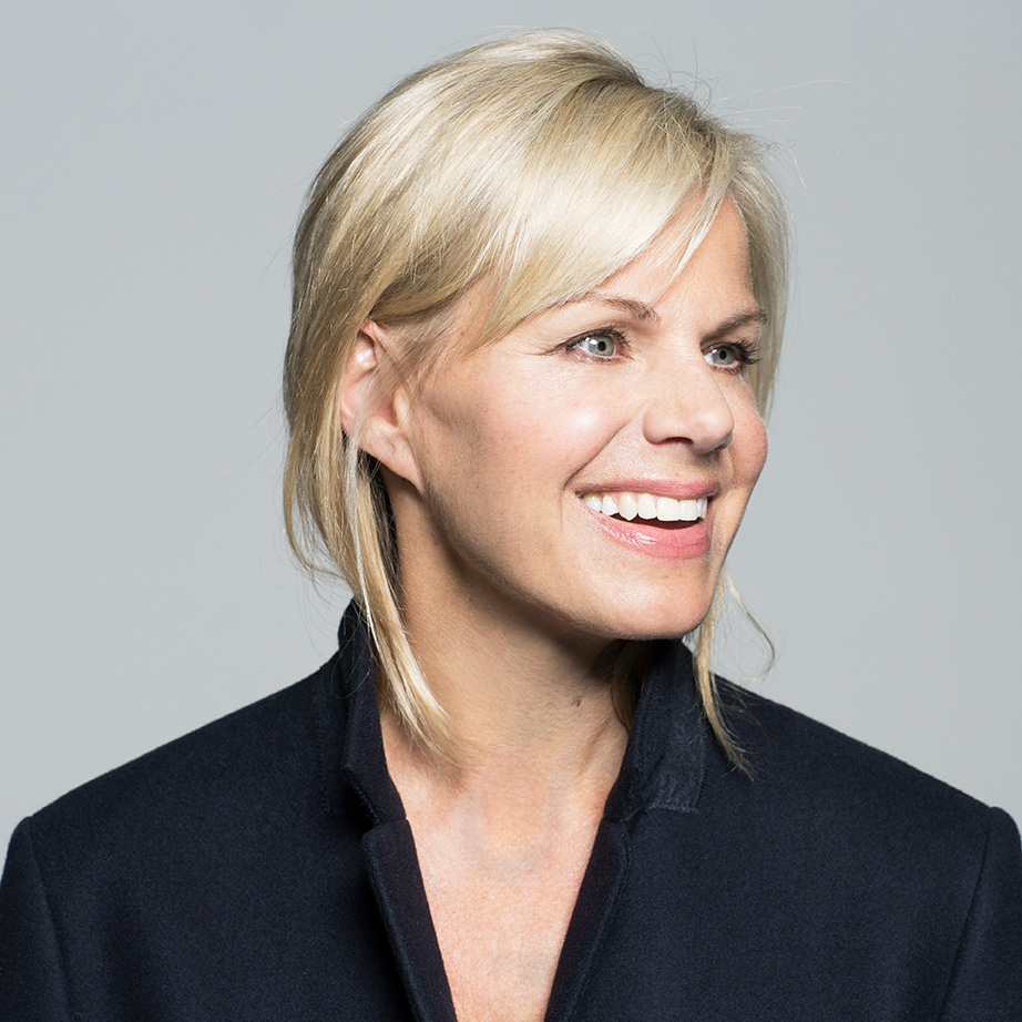 Gretchen Carlson, speaking for the Alliance of Women Philanthropists Inaugural Speaker Series